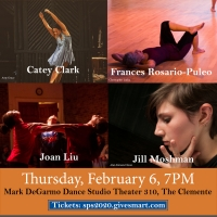 Mark Degarmo Dance Presents The February 2020 Edition Of Its Transcultural Transdisci Photo