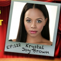 Krystal Joy Brown Joins Latest Episode of THE THEATRE PODCAST WITH ALAN SEALES Photo