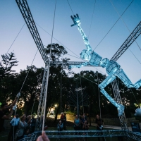 Unique Australian Puppetry Company Rings In 40 Years With Giant Puppet Community Part Photo