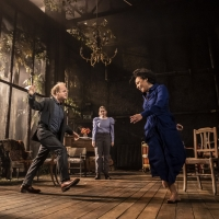 Filmed Version of UNCLE VANYA  Wins The Theatre Award at The South Bank Sky Arts Awar Photo