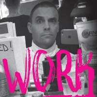 Joseph Millson Releases New Theatre Memoir, WORK - AND OTHER FOUR LETTER WORDS Photo