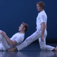 VIDEO: Watch Lar Lubovitch's Male Duet from Concerto Six Twenty-Two From NY City Cent Photo