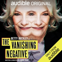 Betty Buckley Stars In Psychic Thriller THE VANISHING NEGATIVE For Audible Photo