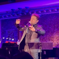BWW Review: JASON DANIELEY Returns to Live Performances  With REFLECTIONS  at 54 Belo Photo