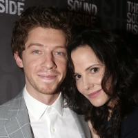 BWW TV: Go Inside Opening Night of THE SOUND INSIDE with Mary-Louise Parker, Will Hoc Photo