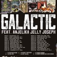 Galactic Announces 25th Anniversary Tour Photo