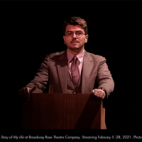 BWW Review: THE STORY OF MY LIFE at Broadway Rose Photo