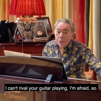 VIDEO: Andrew Lloyd Webber Plays 5 Variations of 'Get Lucky' Photo