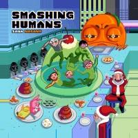 Sana Nagano's 'Smashing Humans' Evokes Punk-Jazz Ethos on Debut Album Photo