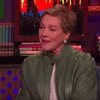 VIDEO: Julie Andrews Loved the New MARY POPPINS Film Photo