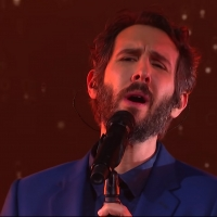 VIDEO: Josh Groban Performs 'The World We Knew' on THE TONIGHT SHOW