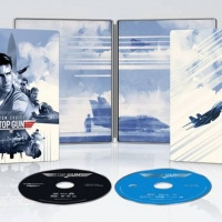 TOP GUN to be Released in Limited-Edition 4K Ultra HD/Blu-ray Combo Steelbook Photo