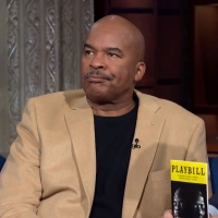 VIDEO: Watch A SOLDIER'S PLAY Star David Alan Grier Interviewed on THE LATE SHOW