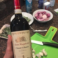 SANTA MARGHERITA Celebrates National Chianti Day on 9/4 with Fine Wine and a Deliciou Photo