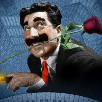 Frank Ferrante's AN EVENING WITH GROUCHO Returns To Chicago Photo