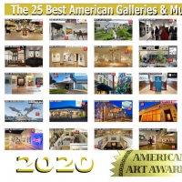American Art Awards Announces The 25 Best Galleries & Museums For 2020 Photo