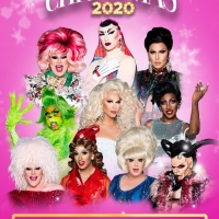 RUPAUL'S DRAG RACE Stars Announce New Virtual Holiday Show 'Drag Queen Christmas 2020' Photo
