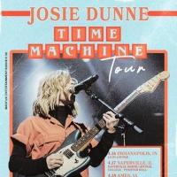 Josie Dunne Announces 'Time Machine Tour'