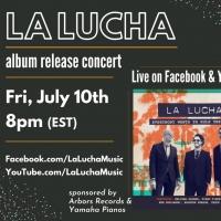 La Lucha Presents Online Album Release Concert Photo