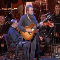 VIDEO: Iron & Wine and NSO Pops Perform 'Cinder and Smoke' at The Kennedy Center Video