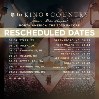 for KING & COUNTRY To Reschedule Spring Tour Dates Photo