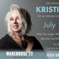 Kristine Mills Announces Single Release Show in July At Warehouse 72 Photo
