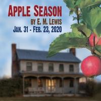 Theatre NOVA To Produce Michigan Premiere Of APPLE SEASON Photo