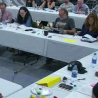 VIDEO: AMC Released an Exclusive Clip of Table Read from THE WALKING DEAD Premiere