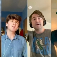 VIDEO: Alex Brightman, Liam Fennecken, Brendan Jacob Smith and Jim Hogan Sing 'I Don't Care Much'