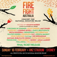 Michael Buble & 5 Seconds Of Summer Join Lineup For Fire Fight Australia Photo