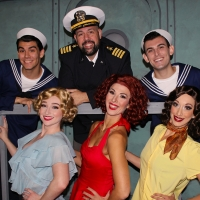 The Off Broadway Palm Presents The Tap-Happy DAMES AT SEA! Photo