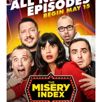 THE MISERY INDEX Returns to TBS on May 14