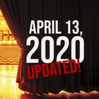 Virtual Theatre Today: Monday, April 13- with Ali Stroker, Sarah Jessica Parker and M Photo