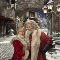 First Look: Kurt Russell and Goldie Hawn Return as Santa and Mrs. Claus in THE CHRIST Photo