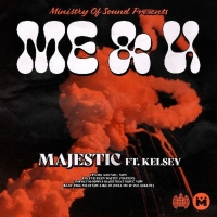 Majestic and Kelsey Unite for New Single, 'Me & U' Photo