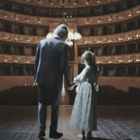 VIDEO: Andrea Bocelli and His Daughter in Trailer For BELIEVE IN CHRISTMAS Concert