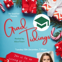 Alice Fearn To Host GRAD TIDINGS At The Southwark Playhouse Photo
