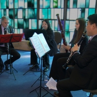 Quintet Of The Americas In Film Music Concert to be Presented At Howard Beach Motor B Photo