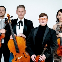 Catalyst Quartet Returns to 'Lot of Strings' With UNCOVERED Photo