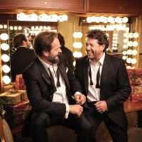 VIDEO: Michael Ball & Alfie Boe Visit Backstage LIVE with Richard Ridge- Tuesday at 1pm! Photo