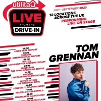 Tom Grennan Announces 'Live From The Drive-In' UK Tour Photo