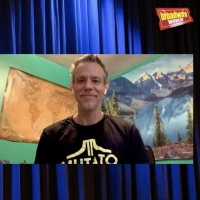 VIDEO: Adam Pascal Visits Backstage LIVE with Richard Ridge- Watch Now! Photo
