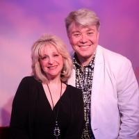 Richard Skipper Celebrates Julie Budd Live on Blog Talk Radio Photo