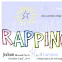 50th Anniversary Concert Production of Al Carmines' CHRISTMAS RAPPINGS is Coming to Judson Memorial Church