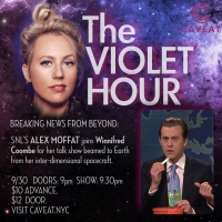 THE VIOLET HOUR Comes to Caveat NYC