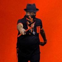 Rupert (Ojiji) Harvey Releases New Single 'Blazing Iron' Photo