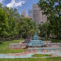 Mississippi Museum Of Art Presents Monumental Participatory Sculpture In Its Outdoor  Photo