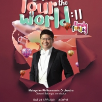 Malaysian Philharmonic Orchestra Presents Family Fun Day Concert LET'S TOUR THE Photo