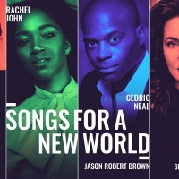 Rachel Tucker Chats SONGS FOR A NEW WORLD at the London Palladium Interview