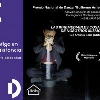 En Línea, Obra De Los Ganadores Del Premio Nacional De Danza Guillermo Arriaga 2019 Photo